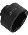 LX-1863 Lumax 32 mm Oil and Fuel Filter Cap Socket