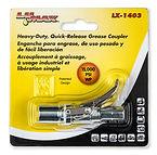 LX-1403, Heavy Duty Quick Release Grease Gun Coupler