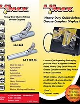 Lumax Grease Joint Rejuvenators Flyer