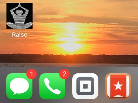 Easier Access to Raise Meditations! (Phone Shortcut)