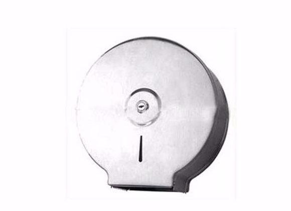 Jumbo Toilet Roll Dispenser Stainless Steel