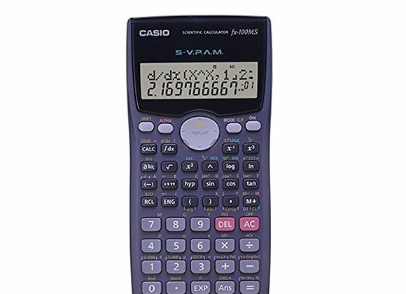 Casio Scientific Calculator MS100