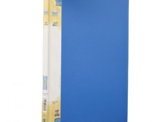 Punchless file with lever clip PL 301