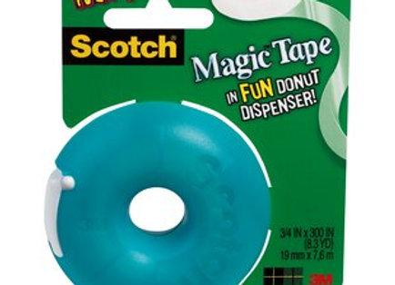 Scotch Donut Dispenser 19mm x 7.6mm