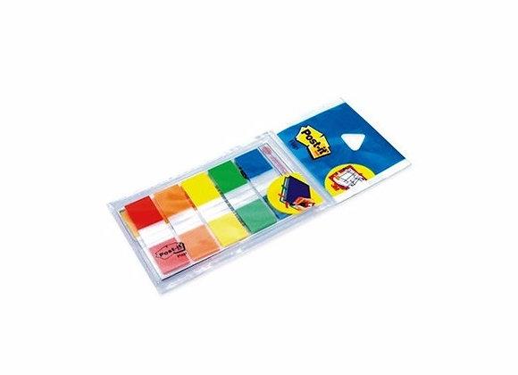 Post-it Flags 12.5mm x 43.7mm x 5 Colors x 10 pulls