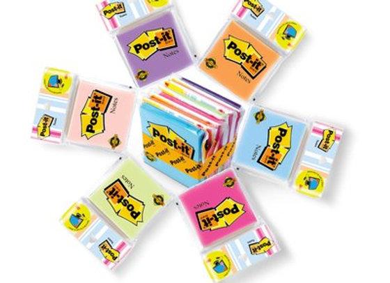 "Post-it  Color notes 3""x 3""x100 sheets"