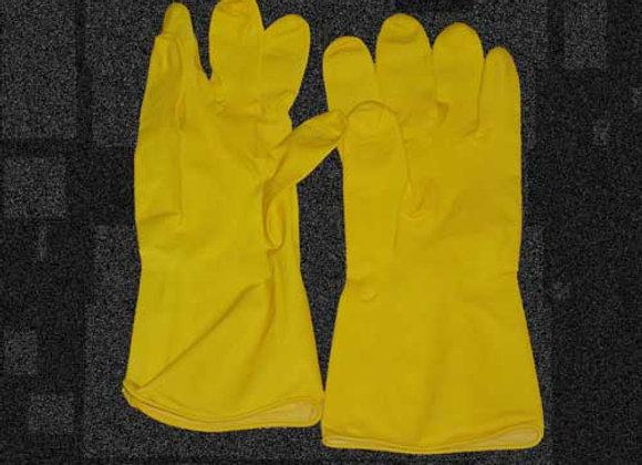 Rubber Gloves (Toilet)