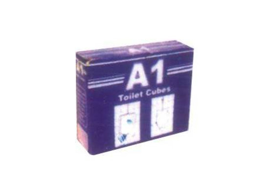 Toilet Cubes