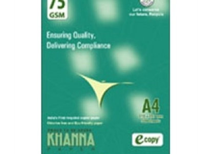 Copier Paper (Khanna)