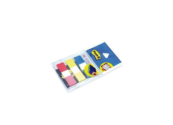 Post-it Flags 12.5mm X 43.7mm X 3 Colors X 10 pulls