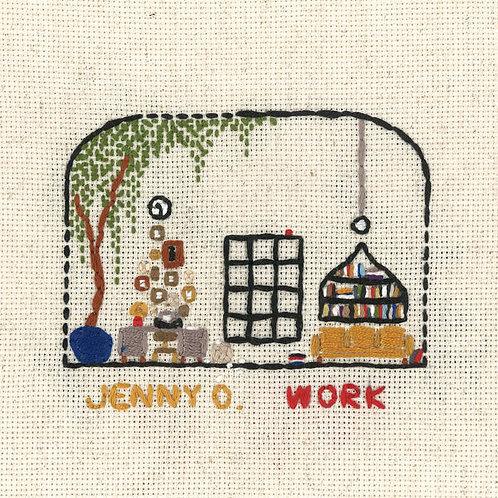 Work EP (CD)