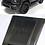 Thumbnail: Карбоновая накладка на капот Brabus W 463 низкая.