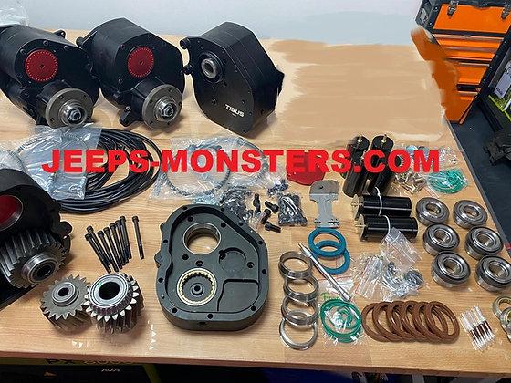 "Portal gearboxes 4х4 of the German company ""TIBUS"" W463A 2019+"