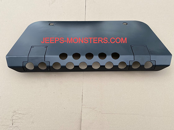 Motor protection for Mercedes G-class W463.