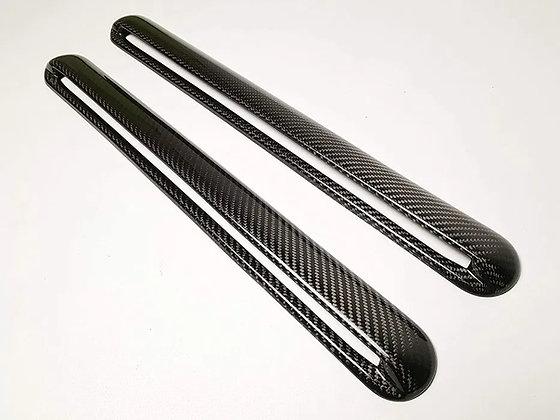 Карбоновые накладки на задние стойки G class w463