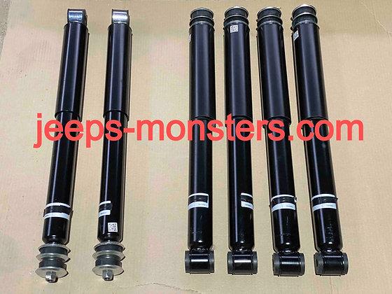 Shock absorbers for Gelandewagen 6x6