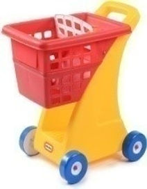 Little Tykes Shopping Cart red&yellow (t