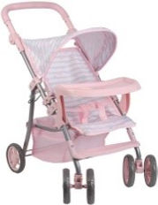 Pink Snack and Go Shade Stroller.jpg
