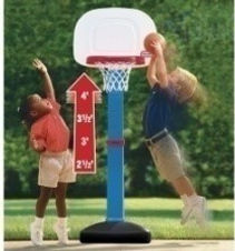 Totsports Easy Score Basketball Set (tod