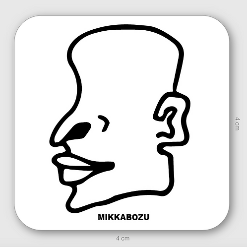 MIKKABOZU STICKER