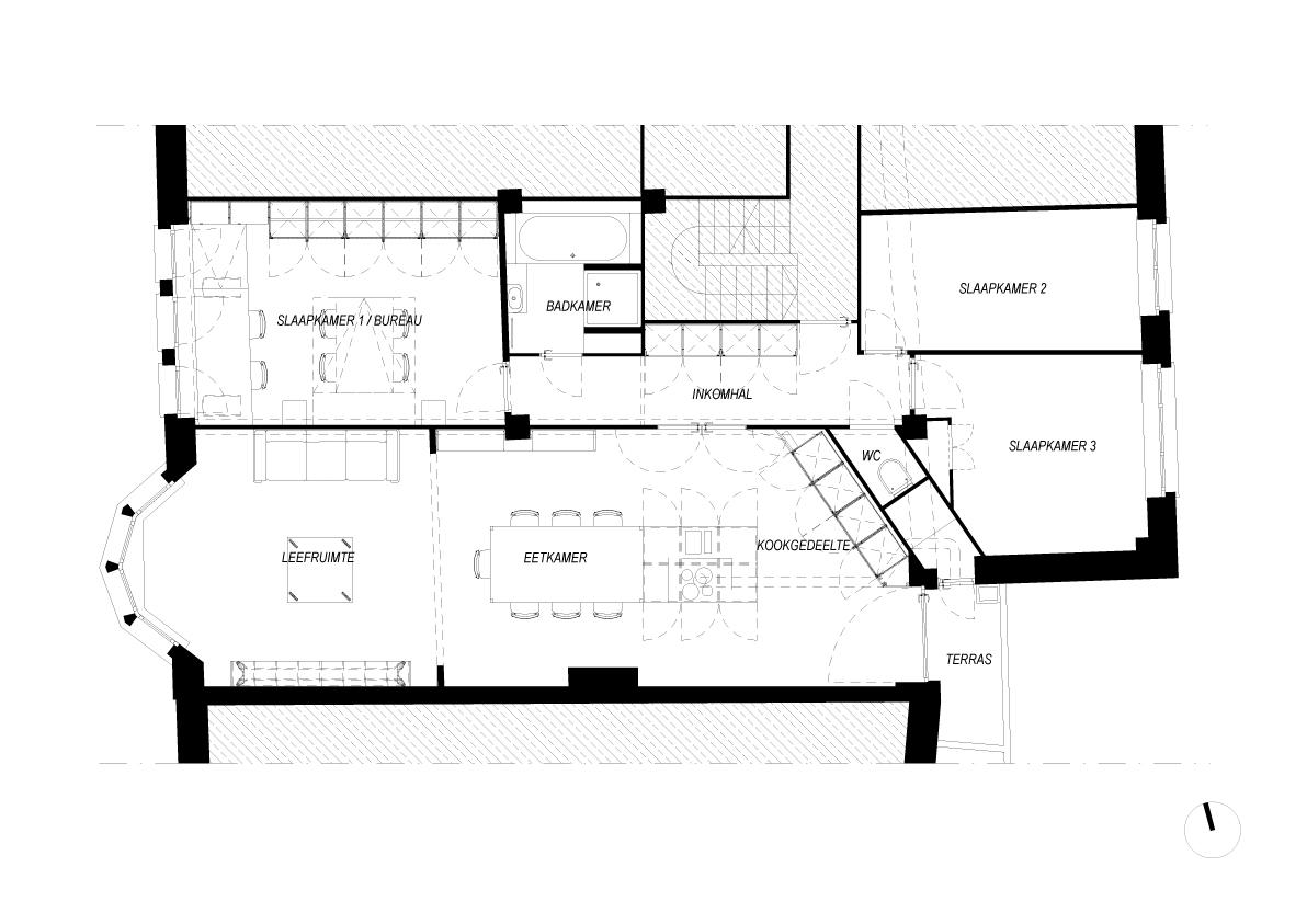 JVR 279 V3 - plan