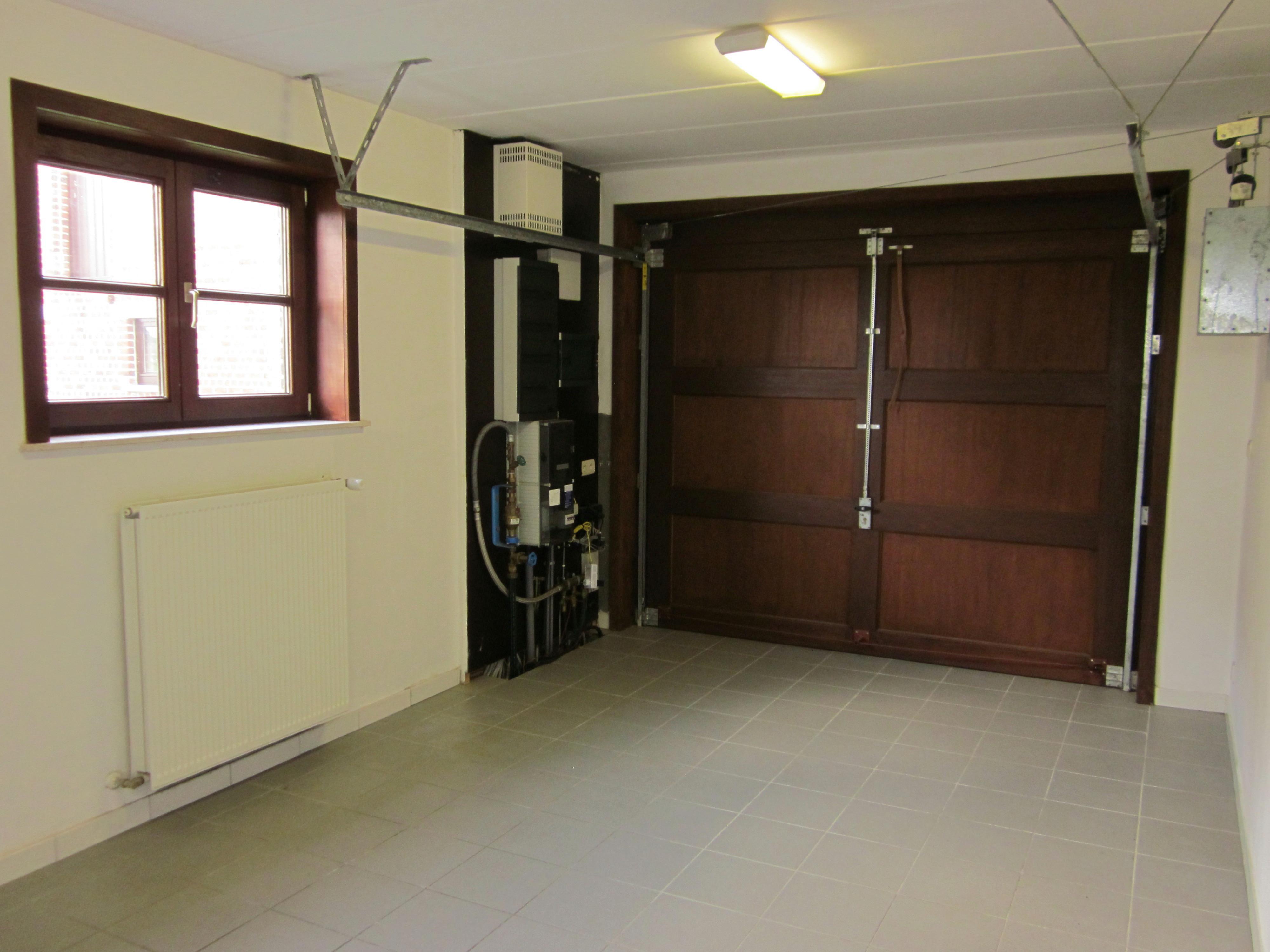 PRINSESTRAAT 1A - garage