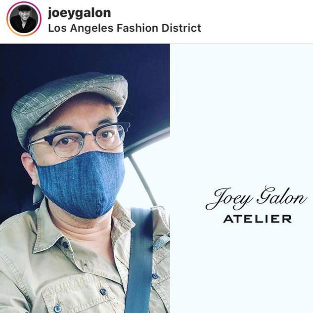 Designer: Joey Galon Los Angeles, CA Instagram: Joeygalon