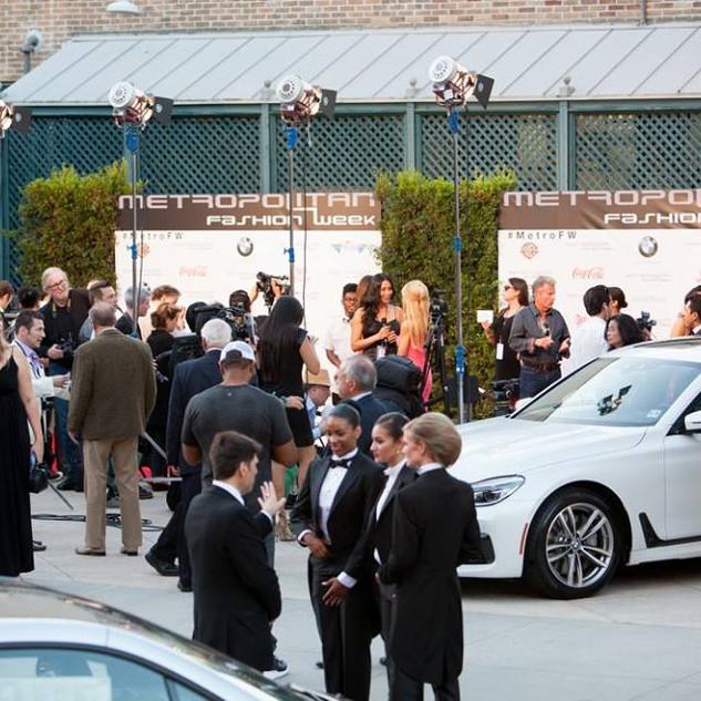 Century West BMW Warner Bros. Studios