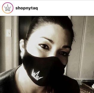 Designer: NYTAQ Los Angeles, CA Instagram: shopnytaq