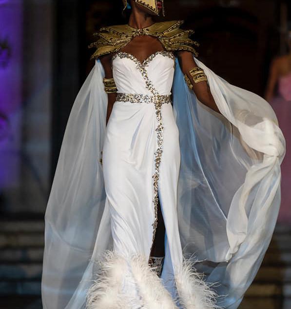 GREEK MYTHOLOGY INSPIRED 2019 Fashion Masterpiece by: Yukimuli