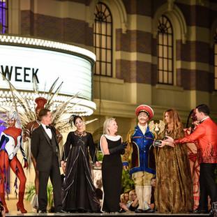 METROPOLITAN FASHION EXCELLENCE AWARD Cirque du Soleil Las Vegas