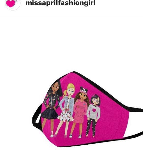 Designer: Miss April Fashion Girl Instagram: missaprilfashiongirl