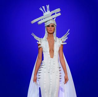 GETTY INSPIRED 2017 DESIGNER: Kika Custom Design MODEL: Jessa Cygan PHOTO: Jaime Lim