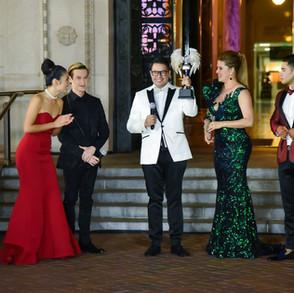 Fashion Designer of the Year Douglas Tapia