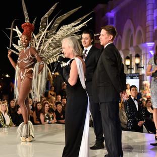 COSTUME DESIGNER OF THE YEAR–LIVE PERFORMANCE Zumanity–Cirque du Soleil–Designer Thierry Mugler