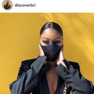 Designer: Brianna Monae Instagram: discoverbri