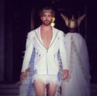 GREEK MYTHOLOGY INSPIRED 2019 Fashion Masterpiece by: Fernanda Pinheiro of Giovanni Testi