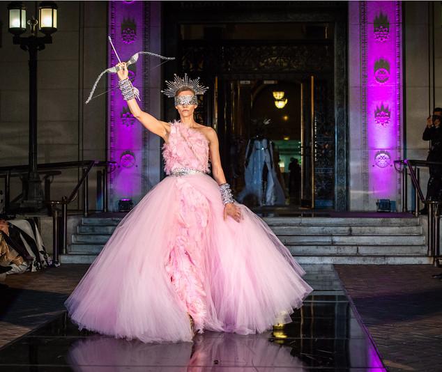 GREEK MYTHOLOGY INSPIRED 2019 Fashion Masterpiece by: Emil Gampe