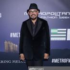Salvador Perez Costume Designers Guild President