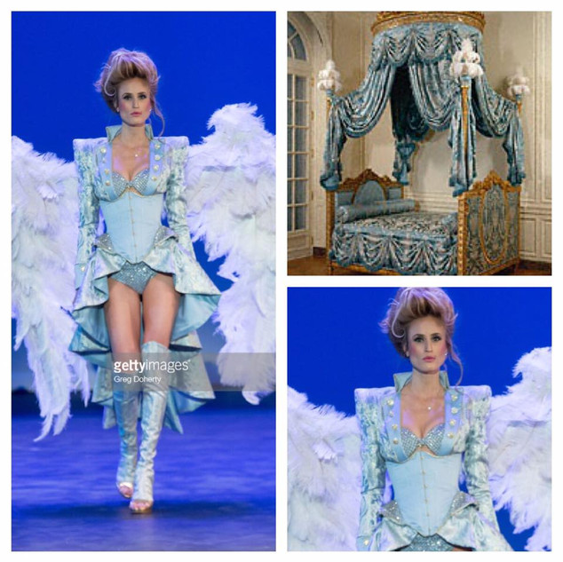 GETTY INSPIRED  2017 Fashion Masterpiece by: Davisanti