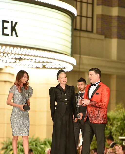 COSTUME DESIGNER OF THE YEAR–TV American Horror Story: Hotel Designer Lou Eyrich FX