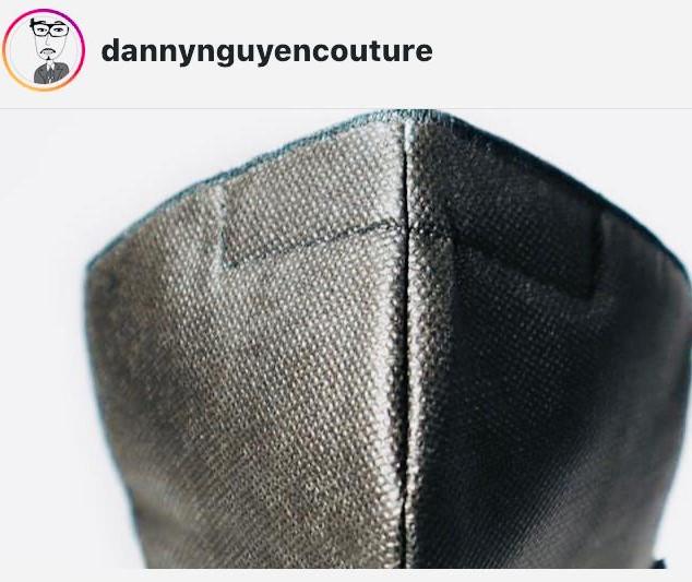 Designer: dannynguyencouture Instagram: dannynguyencouture