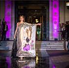 GREEK MYTHOLOGY INSPIRED 2019 Fashion Masterpiece by: Mahsa Azidhak