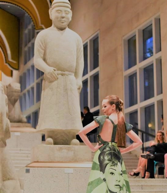 Seattle Art Museum  2015 Mastrepice by: Monica Kitchen