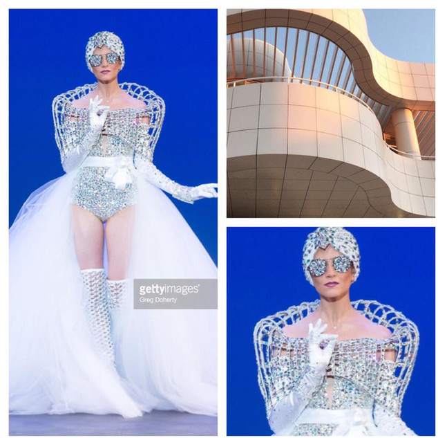 GETTY INSPIRED  2017 Fashion Masterpiece by: Emil Gampe
