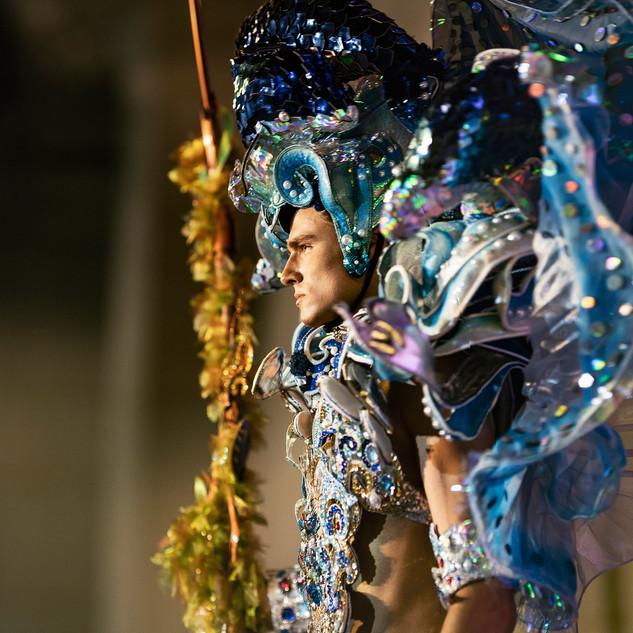 GREEK MYTHOLOGY INSPIRED 2019 Fashion Masterpiece by: Bobby Love