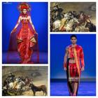 GETTY INSPIRED  2017 Fashion Masterpiece by: Carl Andrada