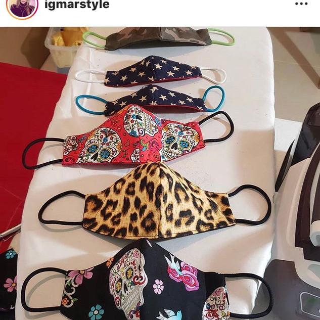Designer: Igmar Miami , FL Instagram: igmarstyle