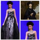 GETTY INSPIRED  2017 Fashion Masterpiece by: David Tupaz