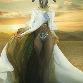 GREEK MYTOLOGY INSPIRED 2019 DESIGNER: Yukimuli MODEL: Jazzman Monee PHOTO: Jaime Lim